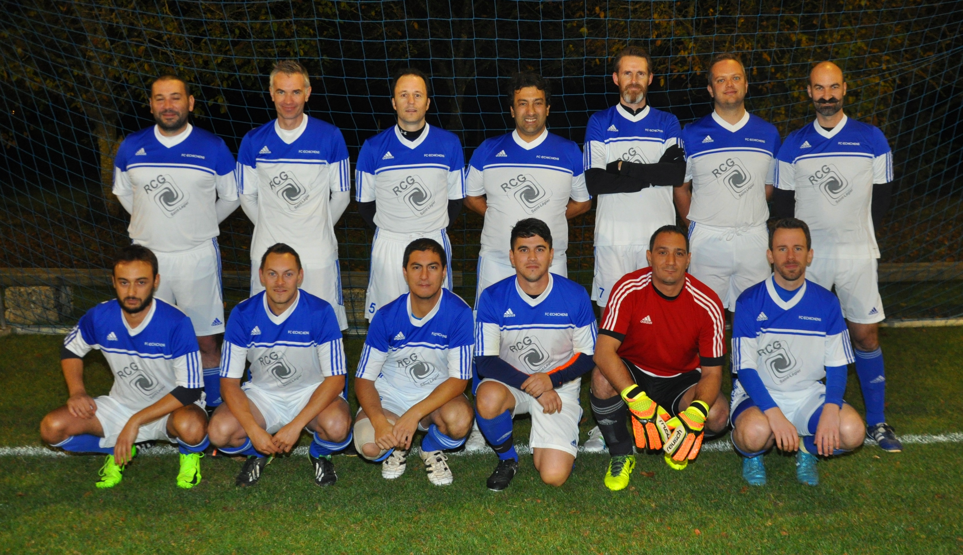 Photo d'équipe